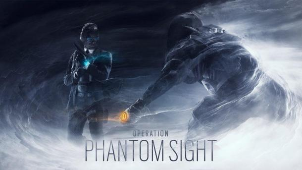 Подробности операции Phantom Sight для Rainbow Six Siege Tom Clancy's Rainbow Six Siege