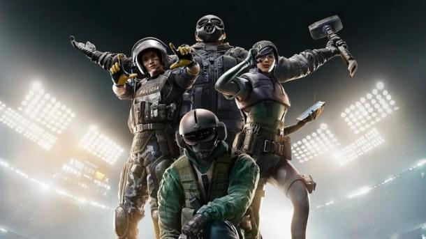 Подробности версии Rainbow Six: Siege для PS5  Tom Clancy's Rainbow Six Siege